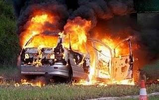 Allahyarham dikatakan tercampak keluar dari kenderaan, yang kemudiannya terbakar dan meletup. Achik meninggal dunia di tempat kejadian selepas mengalami kecederaan parah di kepala dan beberapa bahagian anggota badan.