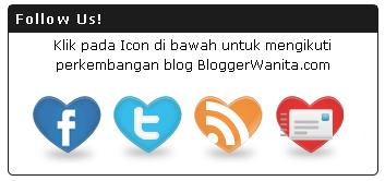 follow BloggerWanita.com