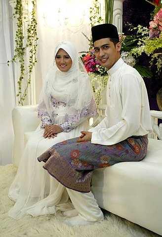 gambar-tunang-ashraf-muslim