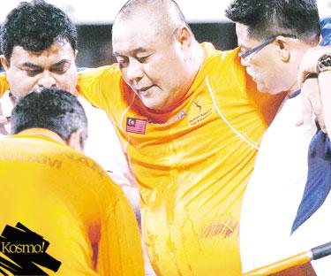Malik Noor Rebah di Padang