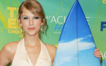 Winner Teen Choice Awards 2011 - Taylor Swift
