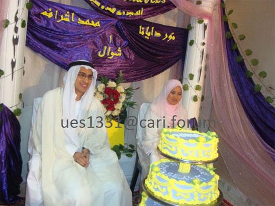 gambar-kahwin-ashraf-muslim-mekah
