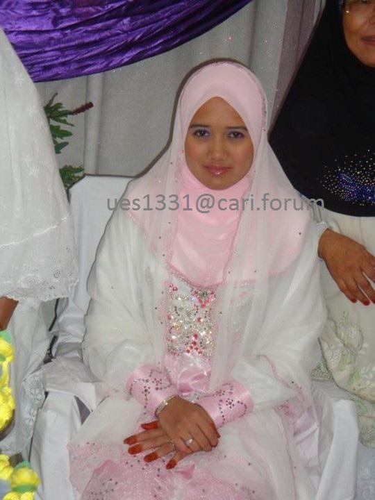 gambar-kahwin-ashraf-muslim-noordayana