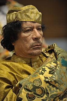 gambar-muammar-gaddafi