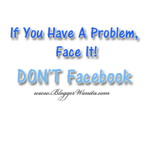 Quote Dont Facebook