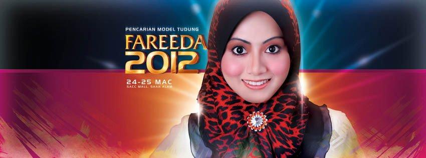 Pencarian Model Tudung Fareeda 2012