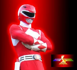 Power Rangers Red