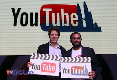 YouTube Malaysia Dilancarkan
