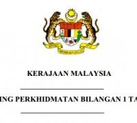 Logo & Pekeliling Gaji Baru Sistem Saraan Malaysia (SSM)