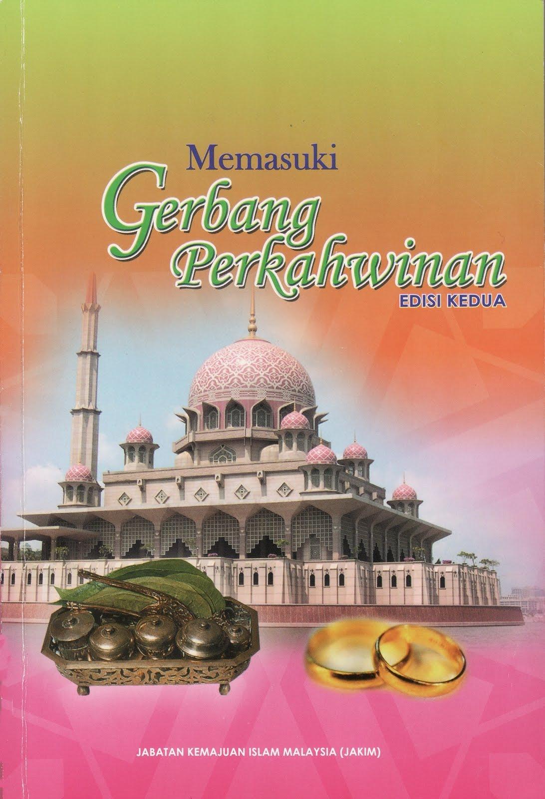 Buku Memasuki Gerbang Perkahwinan