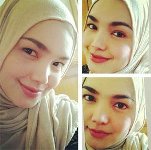 Gambar Manja Siti Nurhaliza