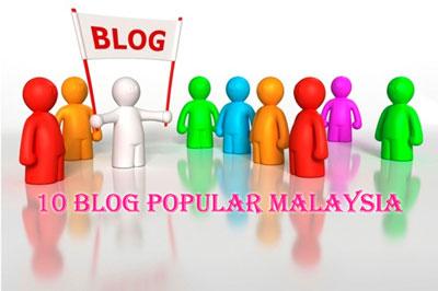 Blog Popular Malaysia