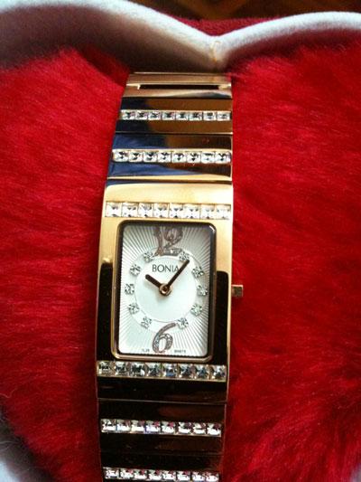 Jam tangan Bonia untuk Ibu