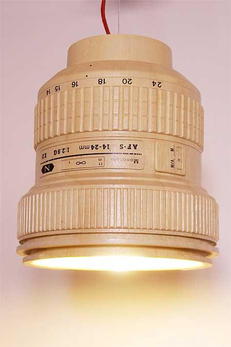 Lampu Camera Lens DSLR