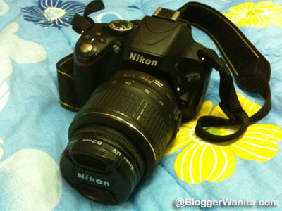 Kamera DSLR Baruku