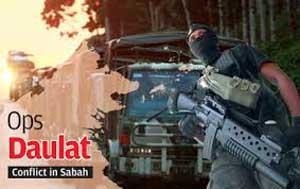Ops Daulat di Lahad Datu