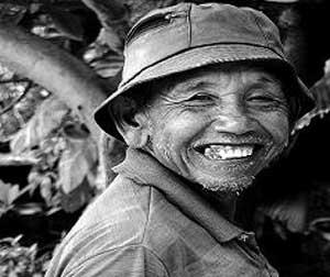 Orang Tua Senyum