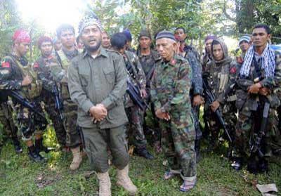Pencerobohan Tentera Sulu Filipina di Lahad Datu