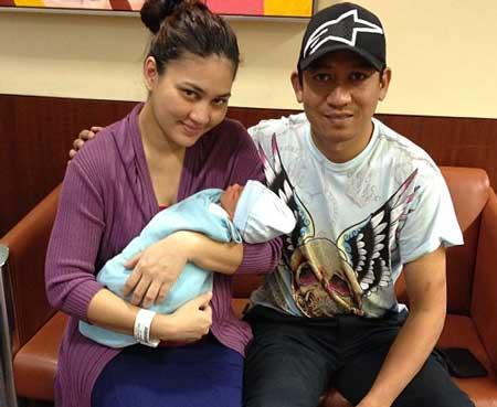 Fasha Sandha, Jejai dan Anak Sulung Lelaki
