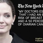 Angelina Jolie Buat Pembedahan Payudara