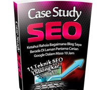 ecover ebook percuma case study SEO