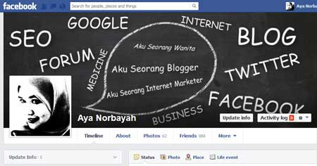 Apa itu Facebook Profile
