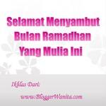 Gambar selamat menyambut bulan Ramadhan 2013