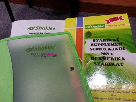 Perniagaan Shaklee