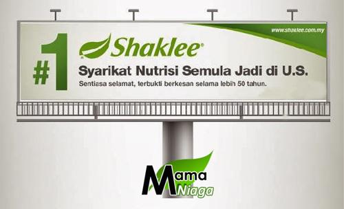Billboard Shaklee Malaysia
