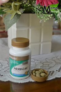 Gambar Herb-lax Shaklee Tablet