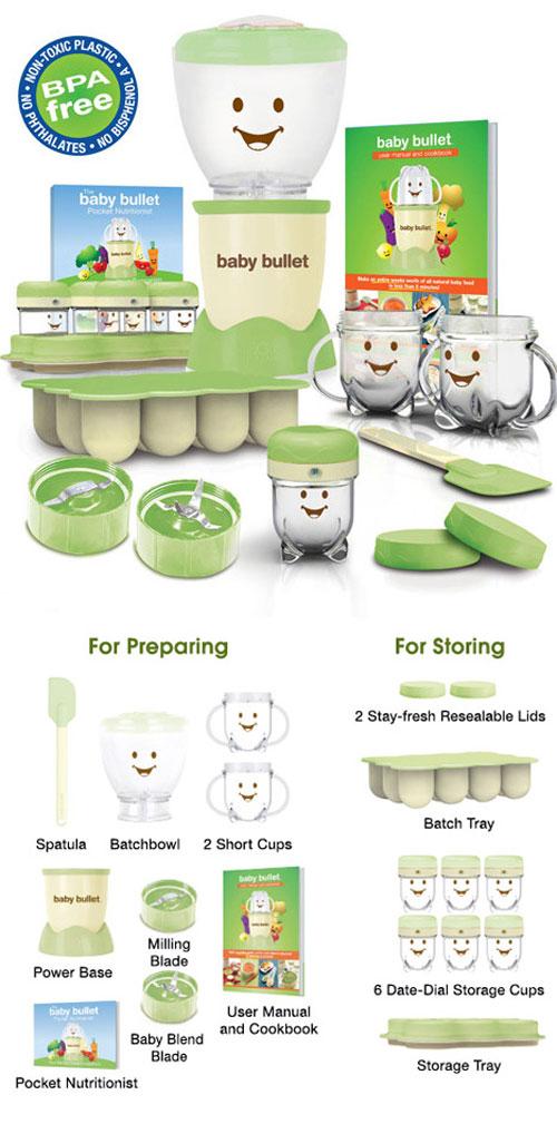 Baby Bullet Food Blender di Malaysia