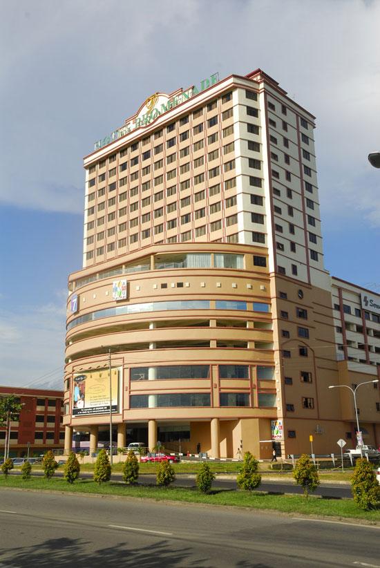 Hotel Promenade Tawau Popular